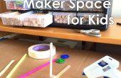 Crear un espacio creador para niños