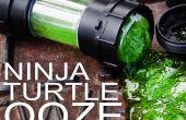 Cómo hacer limo (lodo de tortuga Ninja)