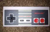 Cómo construir un dispositivo de almacenamiento de información de regulador de NES (no hub)...