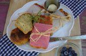 Fácil versátil pan libre de Gluten