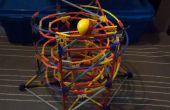 Espiral flexible | Un elemento de máquina de bolas de K'nex