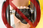 DIY guantes de gimnasio (también conocido como lanzar su convencional gimnasio guantes lejos)