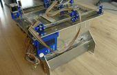 Plan B, una fuente abierta 3DP (polvo y chorro de tinta) impresora 3D