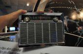 Cómo revivir un antiguo radio de transistores de lonchera AM GE P780B de 1959