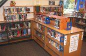 Topper de estante para más libros más bellamente en la biblioteca