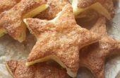 Azúcar de canela repostería aperitivos fiesta estrella.