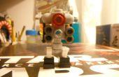 Cómo hacer un Lego (muy fácil) centinela droide/Dancing Robot