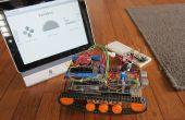 Tankbot - Internet controlada tanque Robot