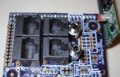 Magia detener Telcom / Audio / relé Control gestión serie