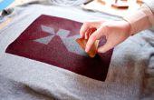 Suéter de Tangram DIY