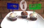Super Bowl XLIX primeros de la torta
