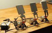Tiro hecho de Lego Mindstorm NXT