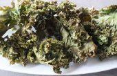 Picante de Chipotle de Kale Chips