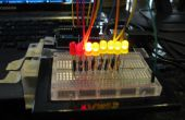 Equipo visual estrés metro - Arduino