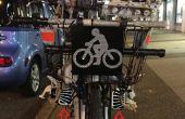 Bocinas de los coches para bicicletas