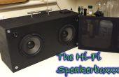El Speakerboxxx - Hi-Fi BT Boombox desde cero!
