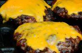 Picnic de hamburguesa con queso