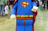 """Cómo hacer un Lego traje de """"Superman"""""""