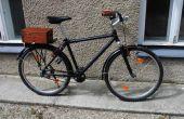 Hacer una moderna bicicleta antigua