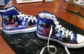 Marvel DIY zapatos