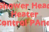 Hacer un controlador para un calentador de agua de la ducha.