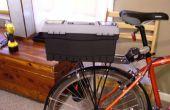 Tronco de bicicleta con llave