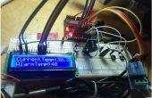 Temperatura, detección de calefacción sistema de Control con Arduino Mega2560