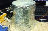 Molino de campo electrostático base Adruino