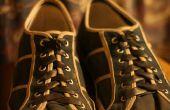 Hacer zapatos con cordones Casualesesese slip-ons con tubos interiores