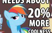 Cómo sonar como tu Pony favorito
