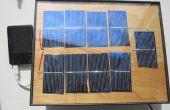 Simple, barato MP3 Reproductor Cargador Solar