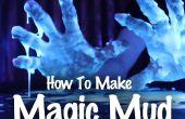 Cómo hacer barro mágico - de una papa!
