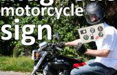 Señal magnética motos