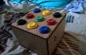 Caja acústica de Arcade