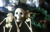 Guirnalda Calavera de Halloween