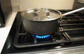 Ahora usted está cocinando con termodinámica