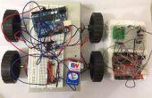 Robot de gesto controlado con Arduino