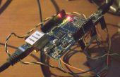Mostrar datos en un sitio web - olla electrónica [Arduino Nano + Ethernet Shield]