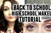 Volver a Tutorial de maquillaje de la escuela