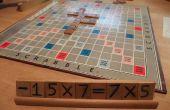Scrabble - el juego del número (también conocido como: Math Scrabble)