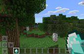 Cómo tener éxito rápidamente en Minecraft
