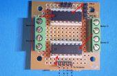 Cómo crear un controlador de tarjeta de Motor L293D para Arduino