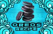 RECETA de galletas Oreo DIY