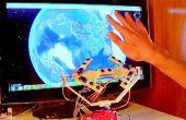 Ratón 3D sin contacto (Sensor de posición 3D interactivo)