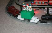 Carro de ferrocarril de Navidad 1