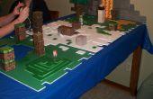 Fiesta de cumpleaños de Minecraft