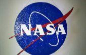 Luz hecho a mano 3D NASA