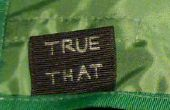 ¿Cómo hacer sus propias etiquetas de ropa