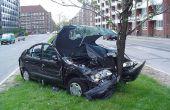 Qué hacer en un accidente de coche