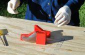 3D impreso el molde de goma